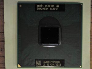 購入したP8600